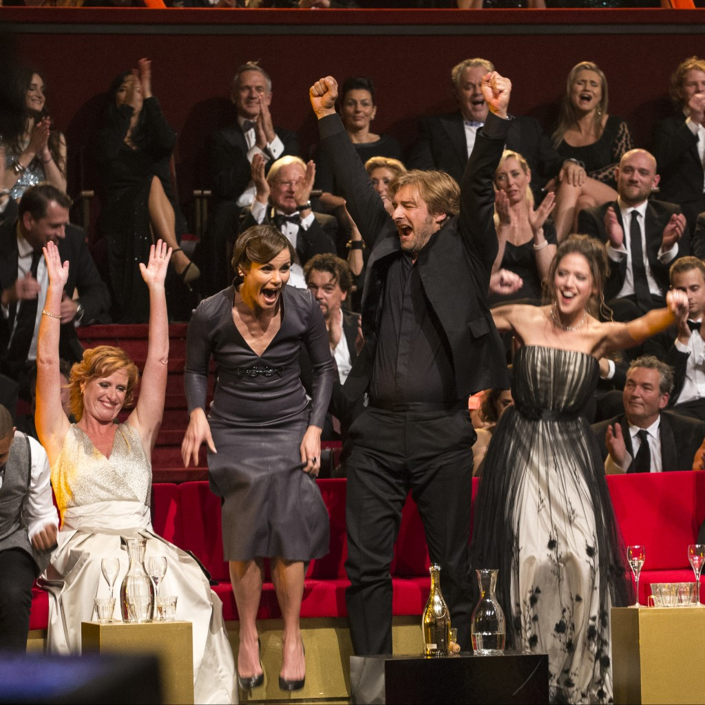 Gouden Televizier Ring 2014 voor Flikken Maastricht