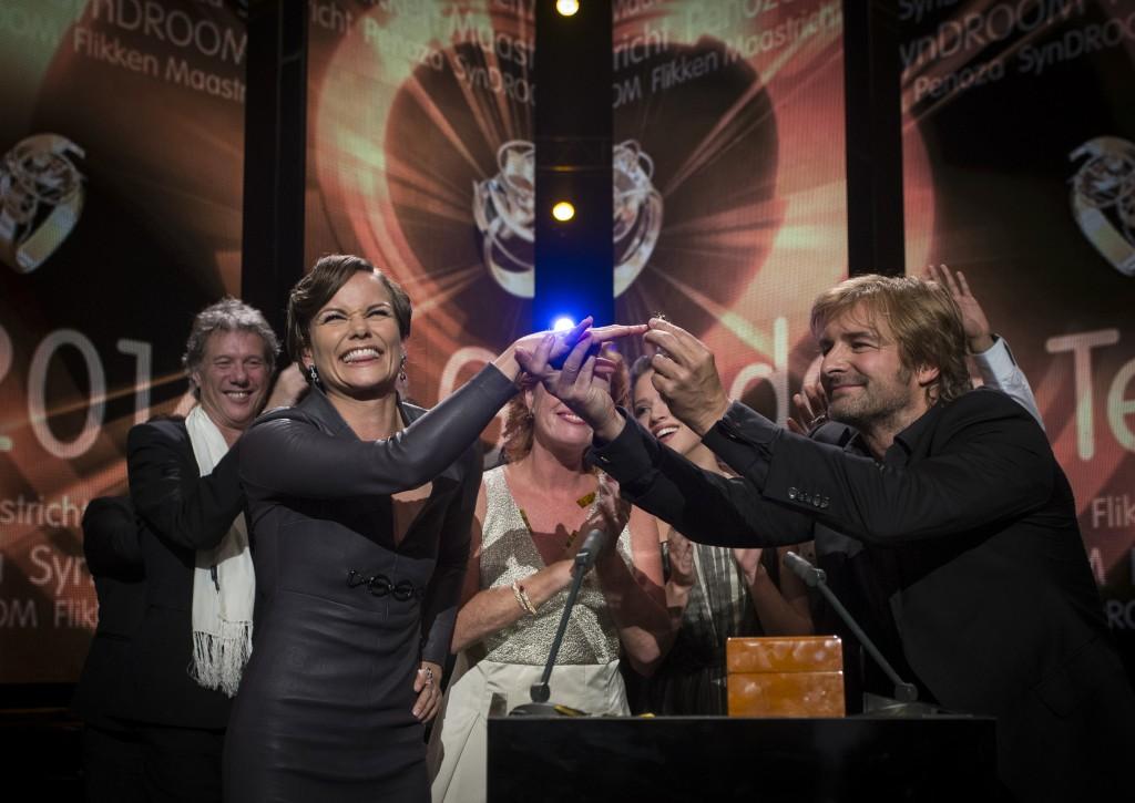 ouden Televizier Ring 2014 Flikken Maastricht